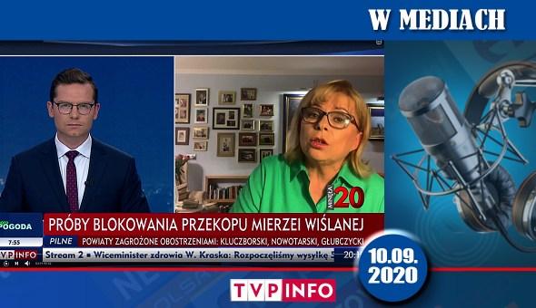 czolówka www w mediach TVP INFO Mineła 20 10.09.2020
