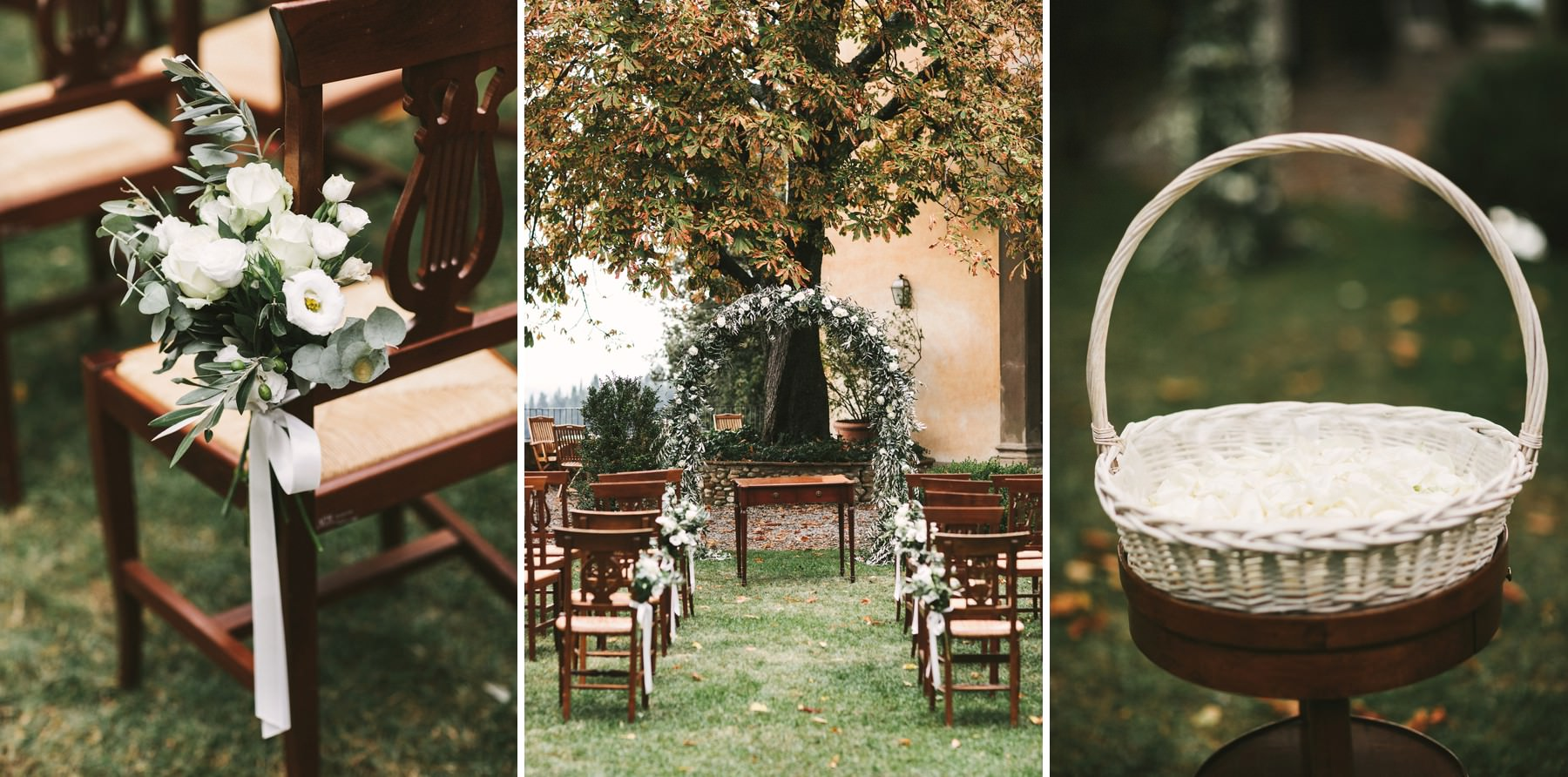 Villa Il Poggiale A Classy And Poetic Wedding In Italy A Dream Coming True