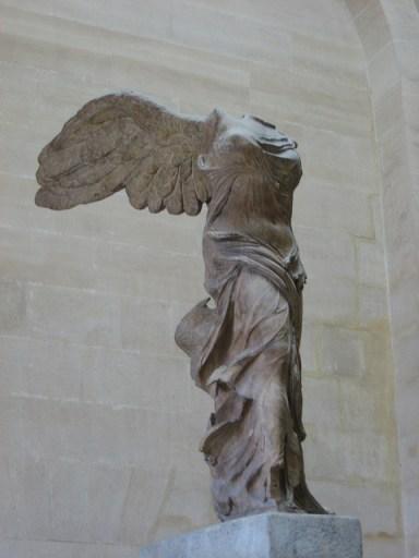 Nike o Vittoria di Samotracia - Musée du Louvre
