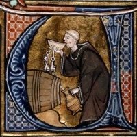 Romano Luperini, Il monaco e il giullare