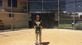Ethan Murr – Junior League Home Run Derby Winner