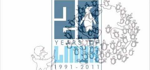 Ya son 20 años con Linux