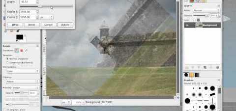 Video tutorial de Introducción a GIMP