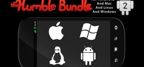 Nuevo Humble Bundle con nuevos juegos para Android y Linux