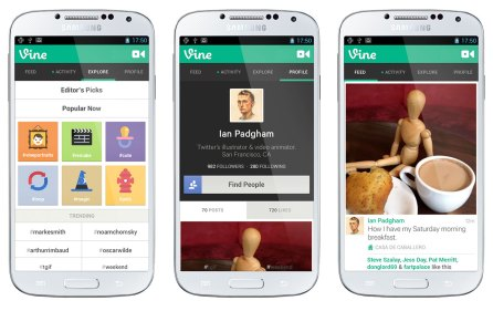 androidvine