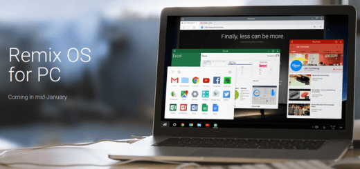 remix os 2.0 PC
