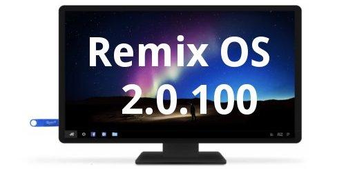 Remix OS update