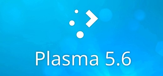 Disponible KDE Plasma 5.6