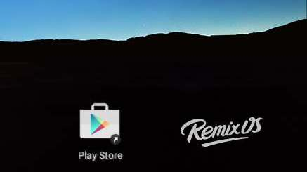 remix os google play store