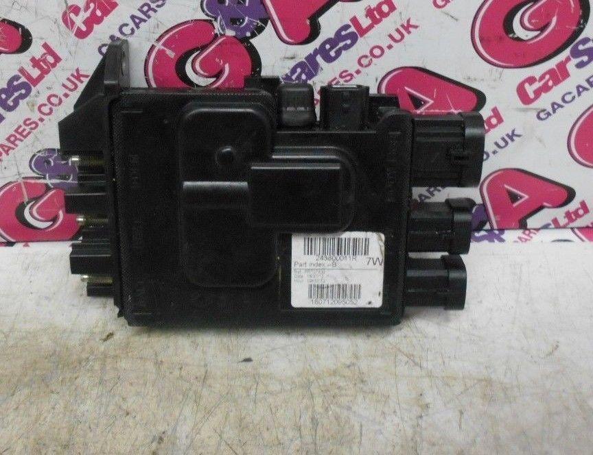 Batterie Renault Megane m gane 3 panne recharge batterie stop