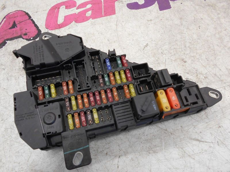 Fuse Box Bmw 6 Series Wiring Diagram