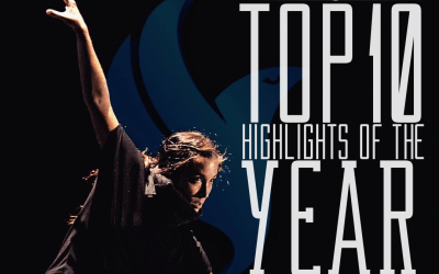 TOP 10 DANCE HIGHLIGHTS OF 2016 SIGNED GADFLY