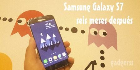 ¿Es todavía el Samsung Galaxy S7 el mejor smartphone?
