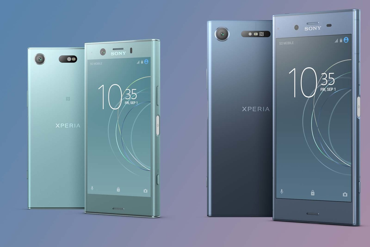 Sony Xz1 Compact System Update Sony Xperia Xz1 With Android Oreo And 19mp Rear Camera