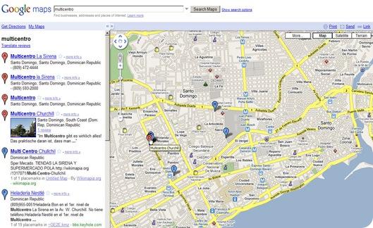 googleMaps Actuliza