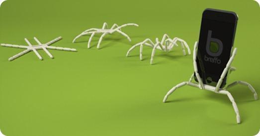 Spider Podium 1