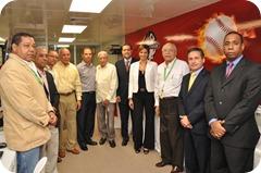 Foto 2 Centro de Prensa Claro Serie del Caribe