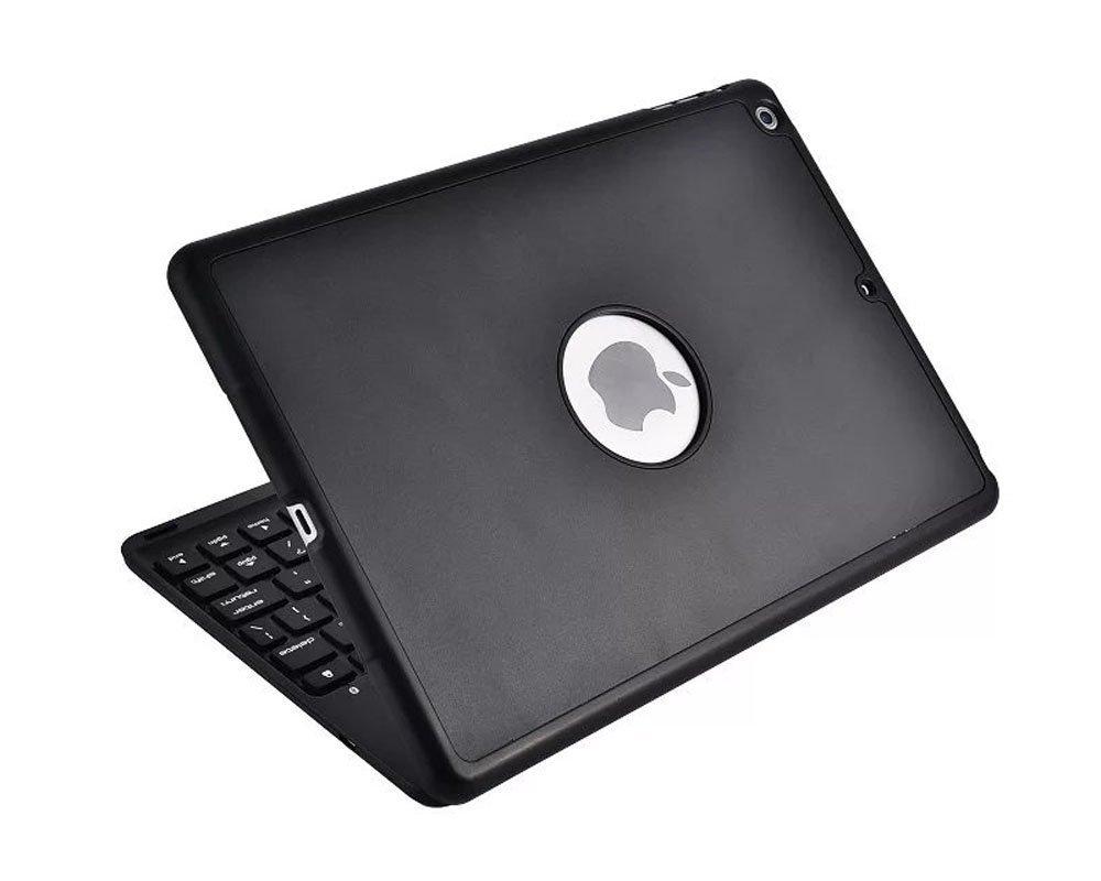 Black Ipad Pro 97 Aluminum Smart Bluetooth Keyboard Case