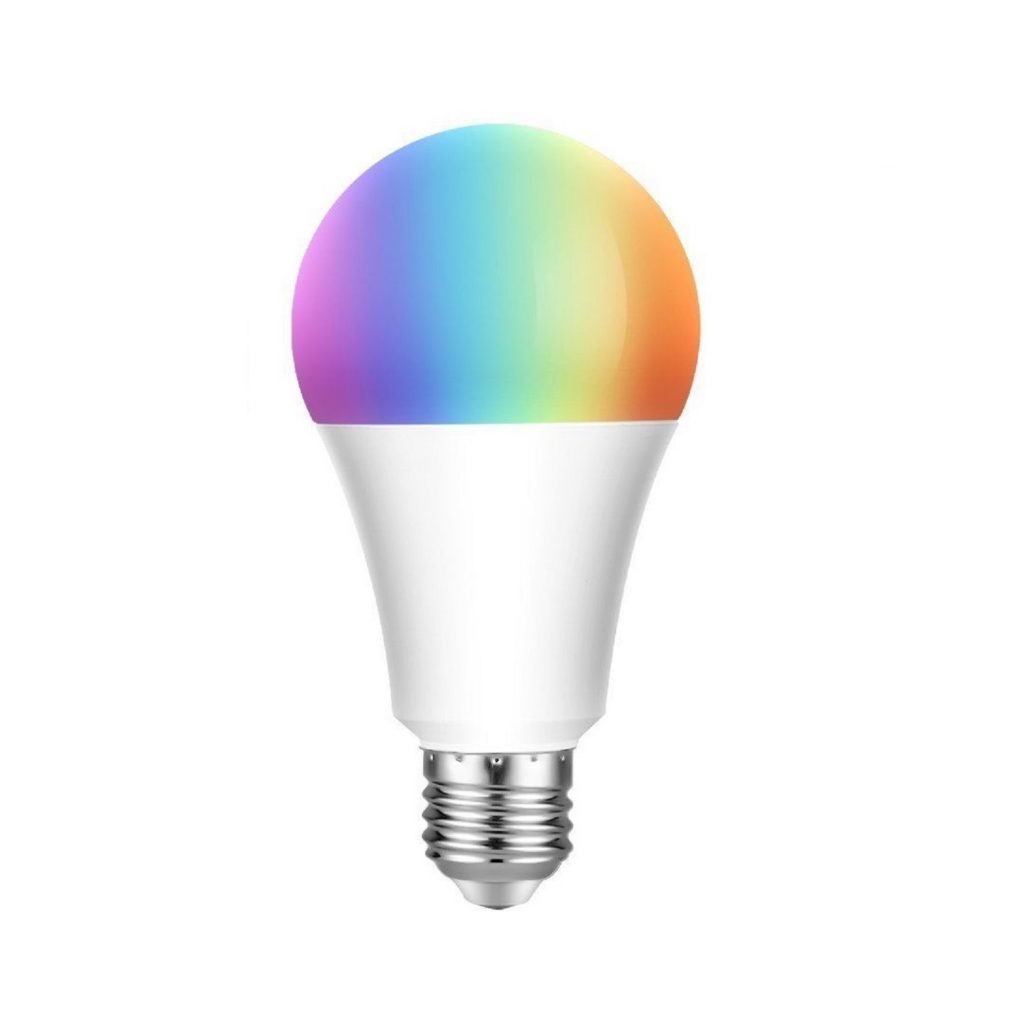 Smart Led Bulb Smart Rgb White Wireless Led Light Bulb