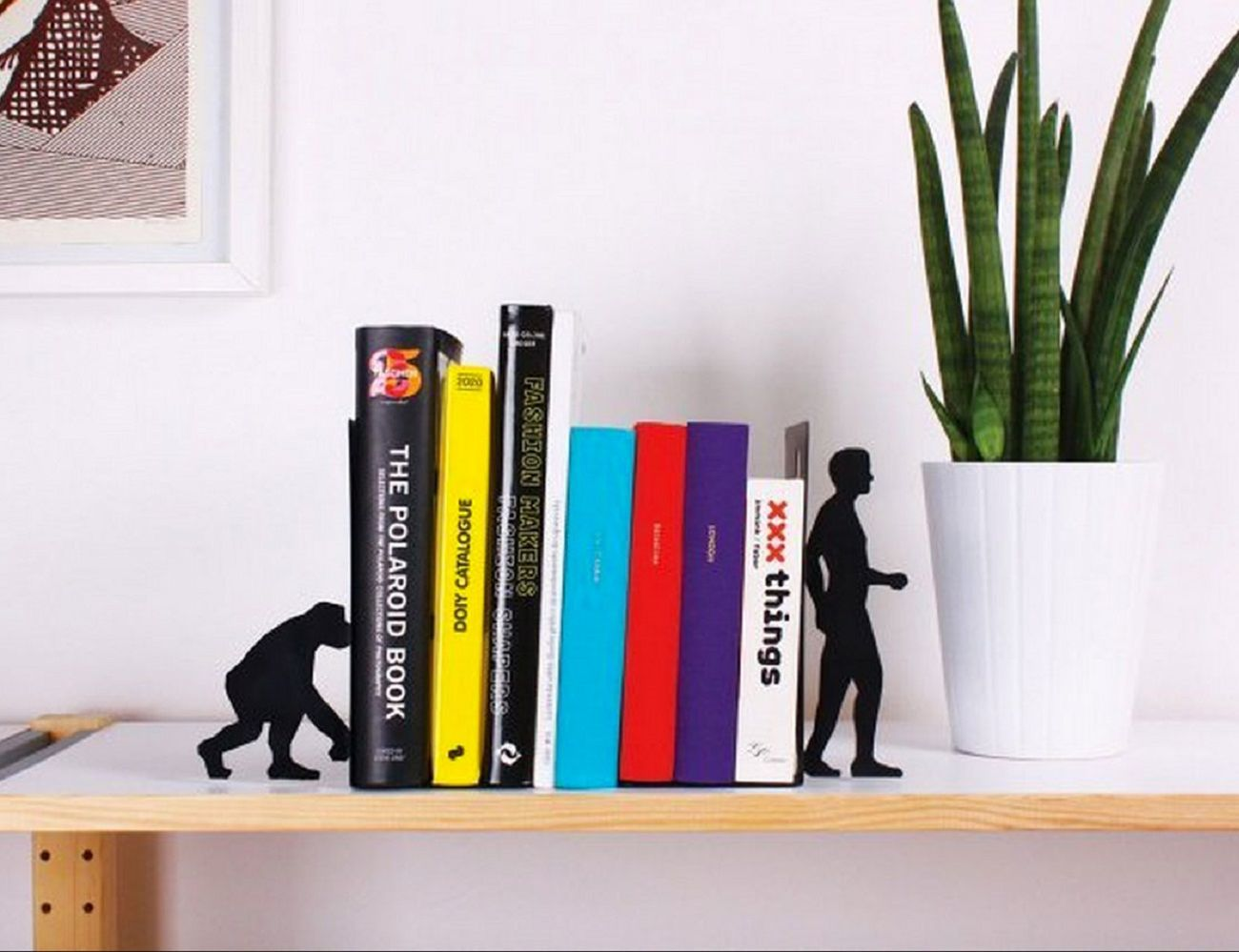 Bookends Book Evolution Bookends Gadget Flow
