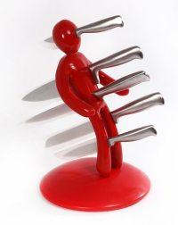 """The Ex"" Voodoo Knife Holder- METAL Edition  Gadget Flow"