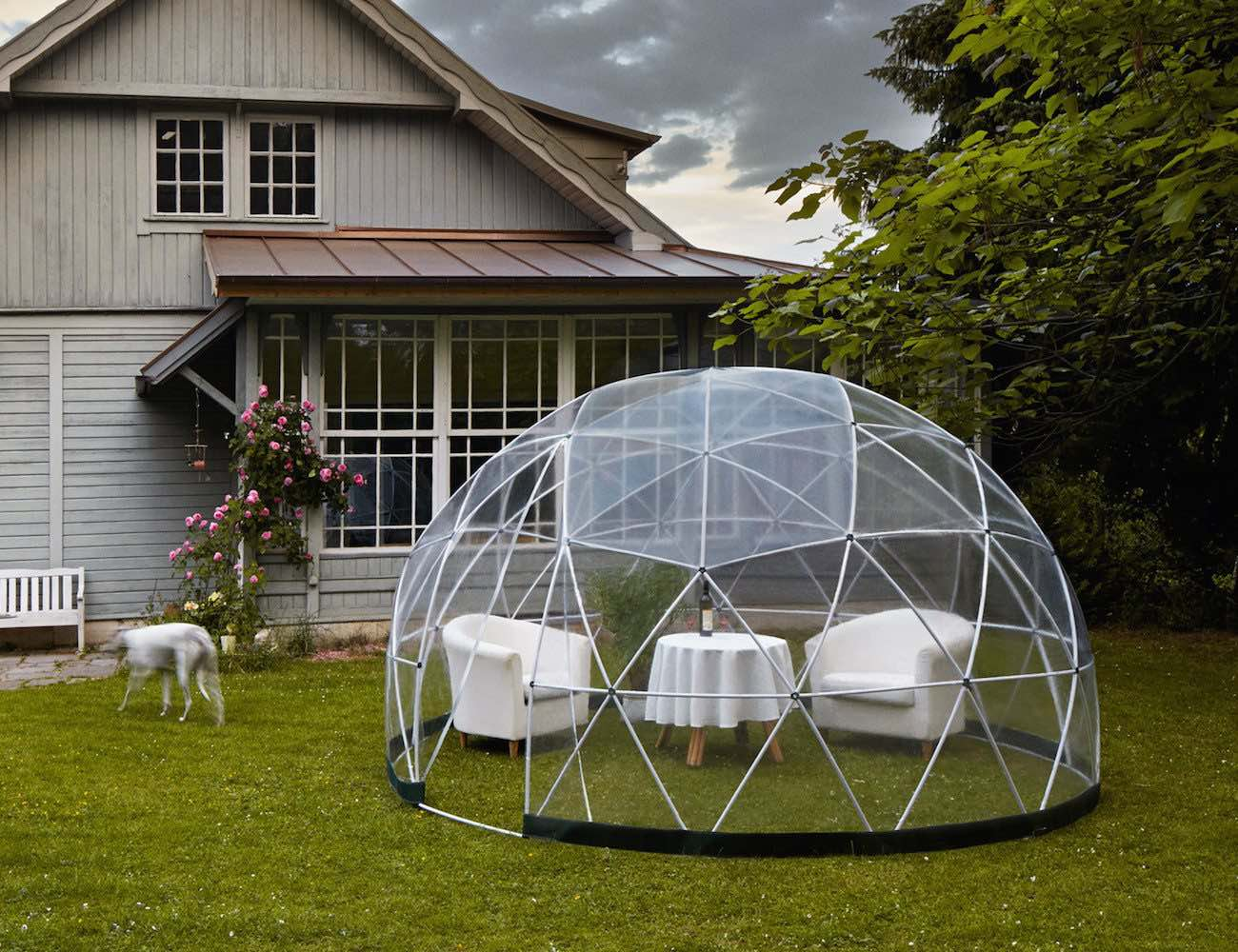 Salon De Jardin Aluminium Amazon Garden Igloo - Outdoor Living Space For Your Garden