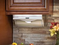Innovia Under Cabinet Paper Towel Dispenser  Gadget Flow