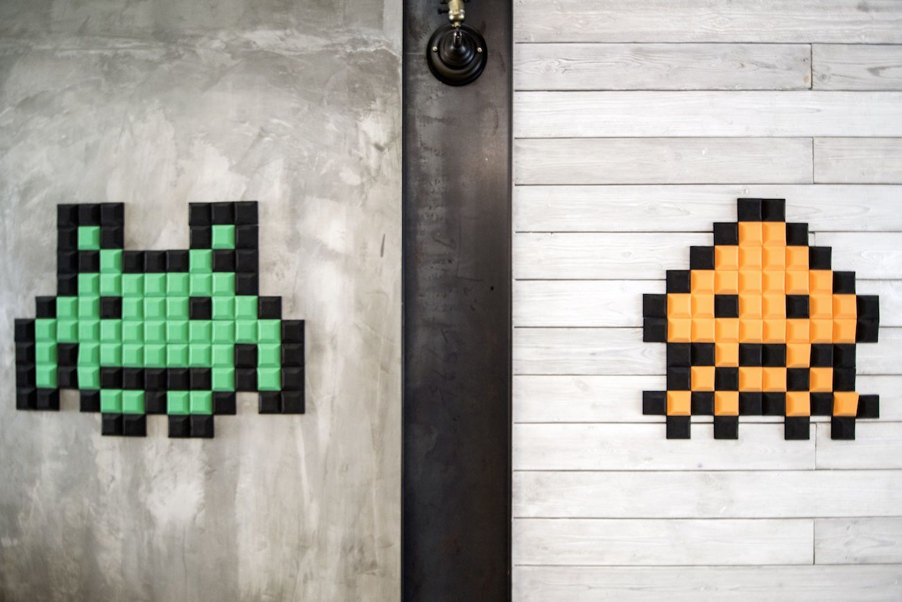 Geek Wall Art Your Inner Geek Will Be Delighted When You See Pelcraft