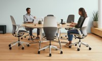Steelcase SILQ Ergonomic Office Chair  Gadget Flow