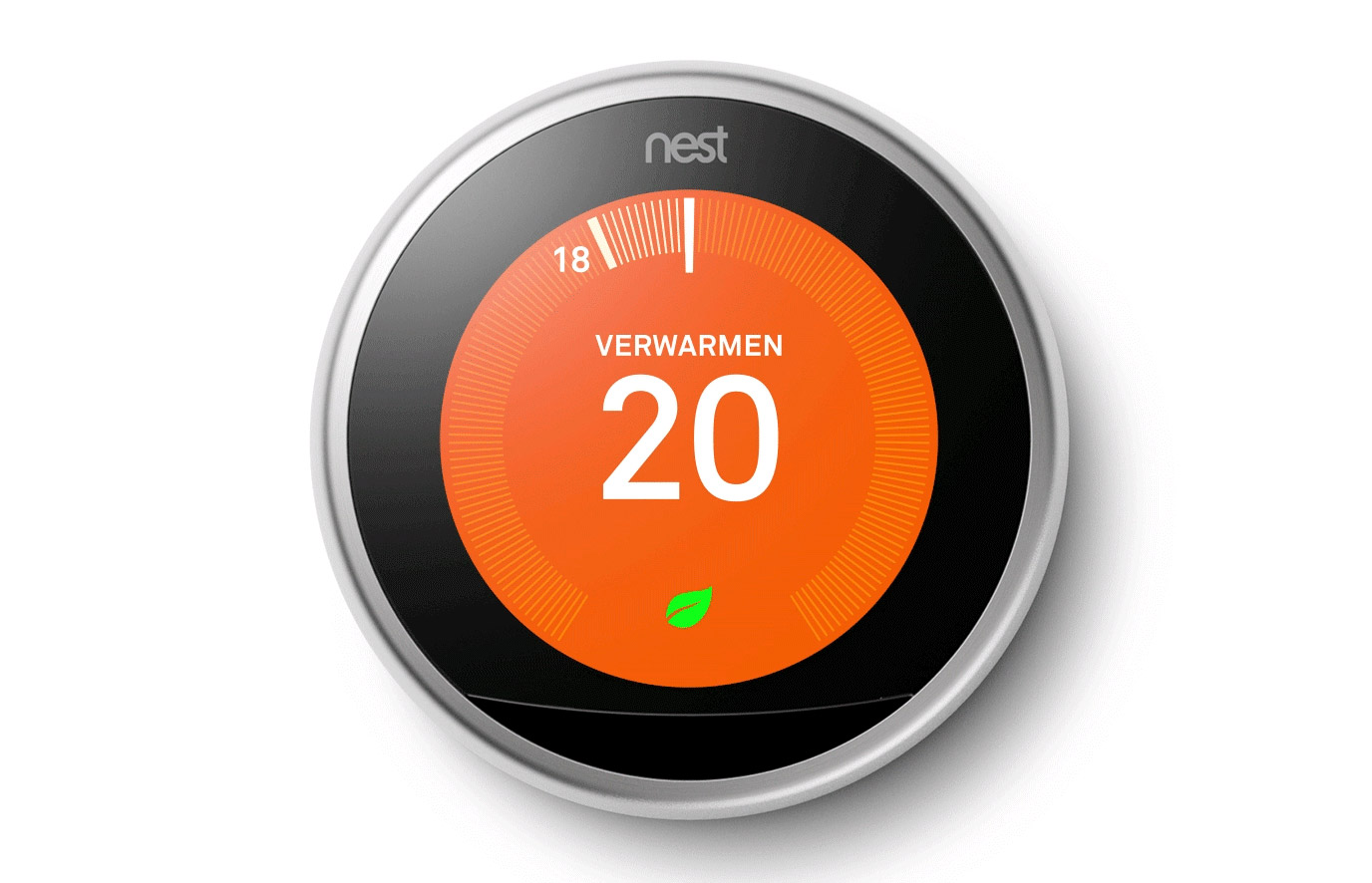 Thermostaat Elektrische Vloerverwarming Vervangen Review Nest Thermostaat V3 Gadgetgear Nl