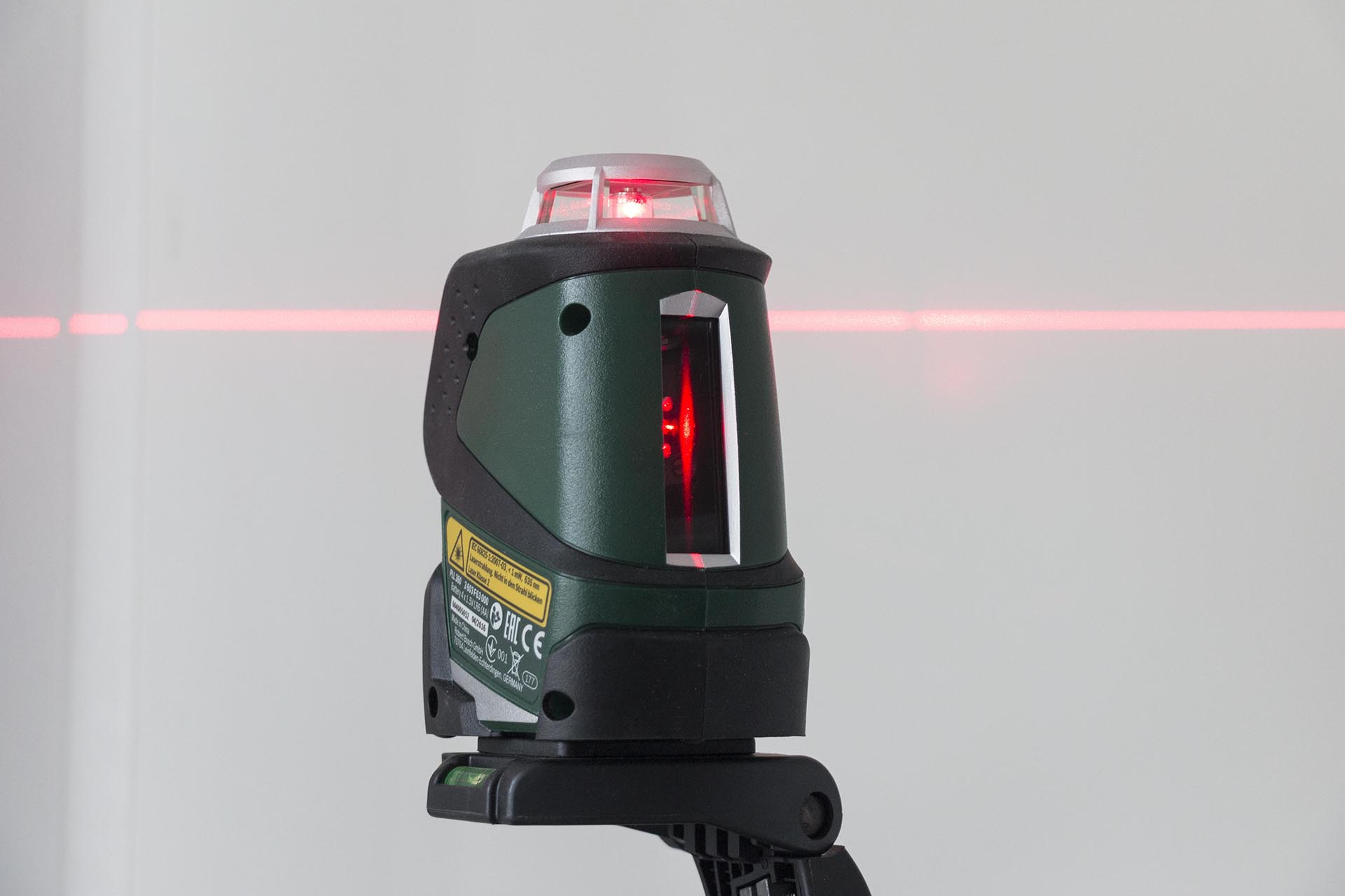 Waterpas Met Laser Review Bosch Pll 360 Kruislijnlaser And Laserwaterpas