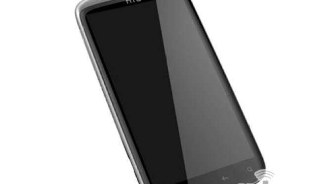 HTC Pyramid - Front View