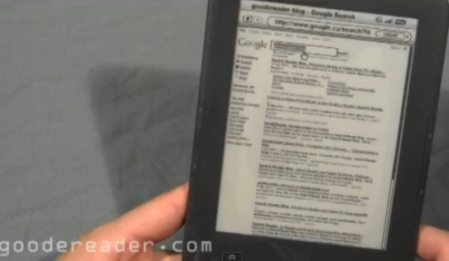 No ads while browsing the web - Amazon Kindle Special Edition with Sponsored Screensavers