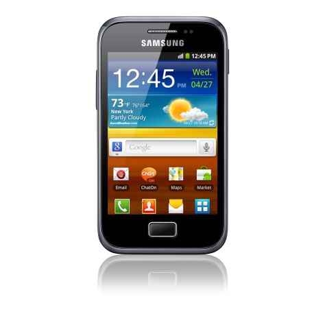 Samsung Galaxy Ace Plus Pictures, Specs