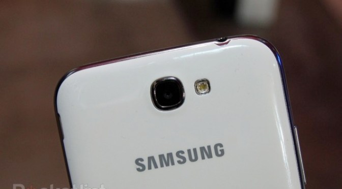 Samsung Galaxy Note 3 - 6.3 Inch Display