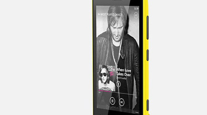 Nokia Lumia 530 pictures