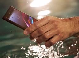 Sony Xperia Z Ultra waterproof