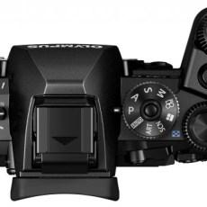 Olympus OM-D E-M1 camera top