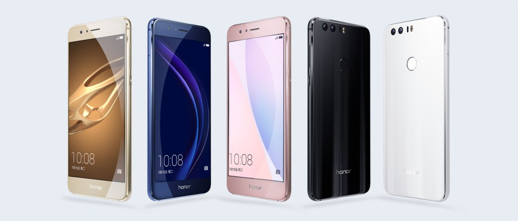 Honor 8 will be launching in Malaysia on September 6th
