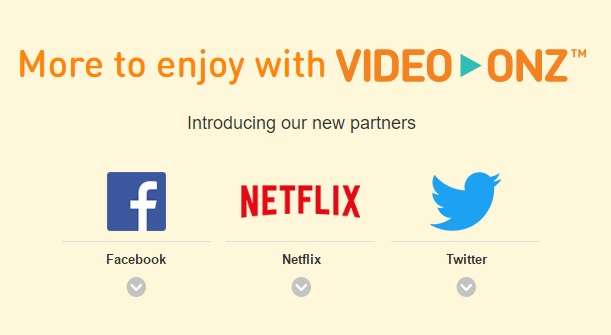 Netflix, Facebook and Twitter now added into U Mobile Video-Onz