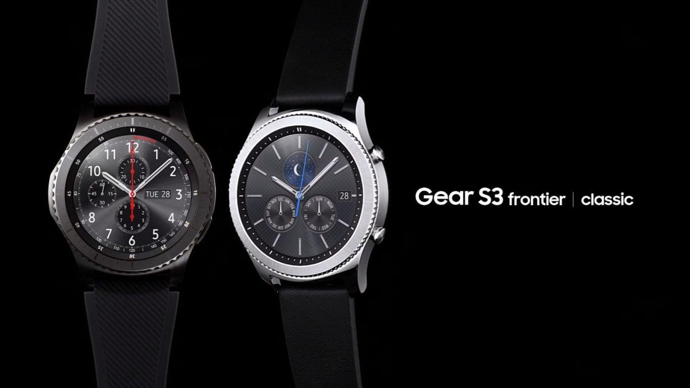 Classic Iphone Wallpaper For Iphone X Samsung Gear S3 Povestea Celui Mai Spectaculos Smartwatch