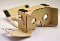 Google Cardboard Bausatz - Virtual Reality Brille ...