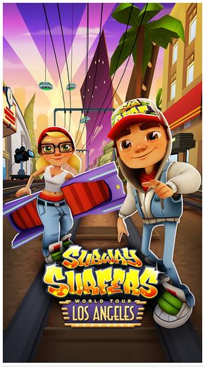 Subway Surfers Los Angeles Download Subway Surfers 2014 All World Tours Cheats, Tricks for Unlimited Coins & Keys Modded APK