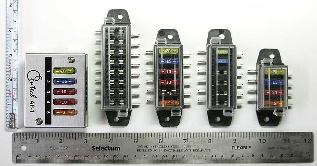 Accessory Fuse Box Wiring Diagram