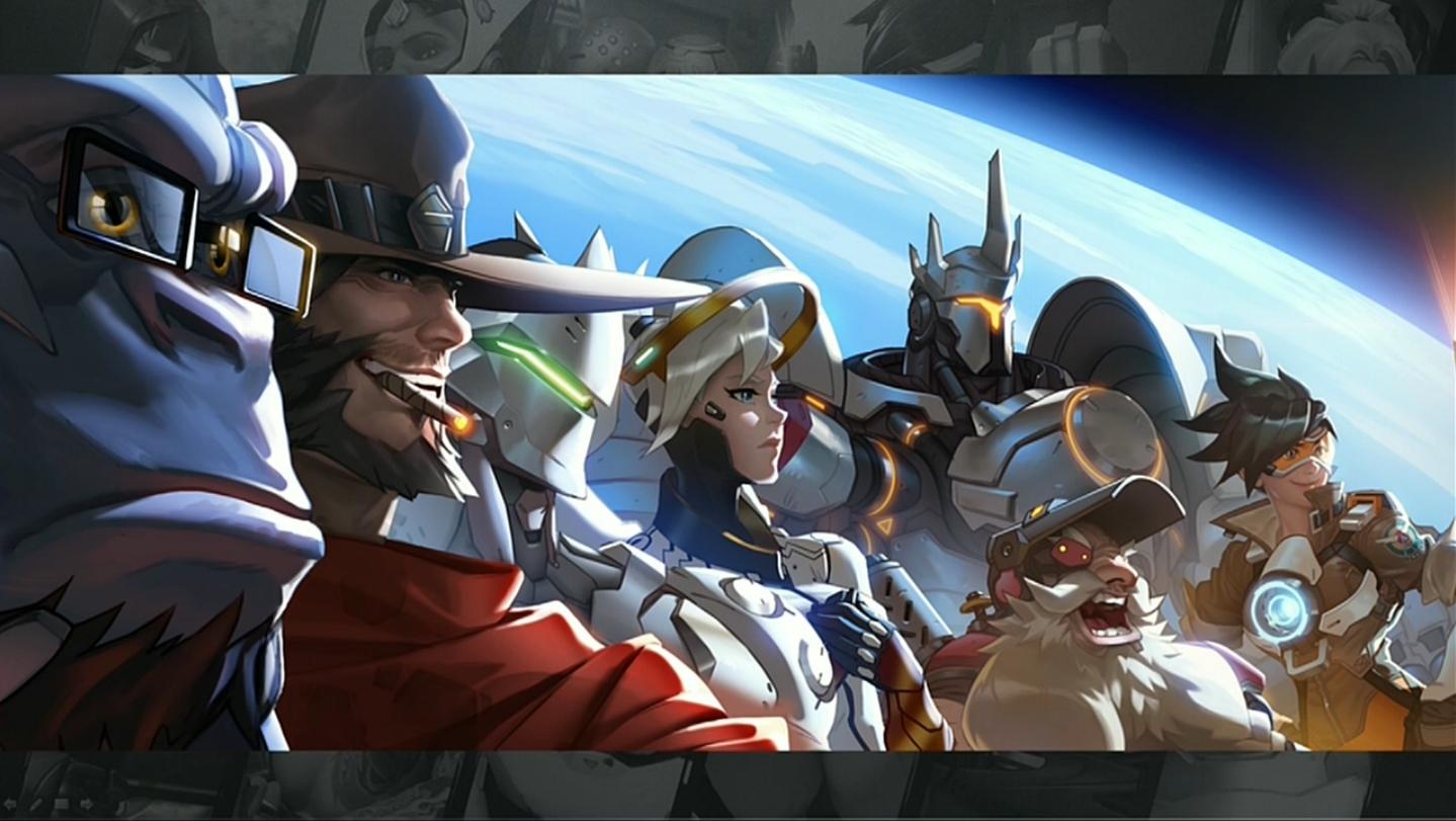 Overwatch Wallpaper Girls Blizzard Confirma Edici 243 N Goty Y Evento De Aniversario
