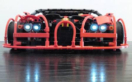 Iphone X Star Wars Wallpaper Lego Bricks Version Bugatti Veyron Gadgetsin