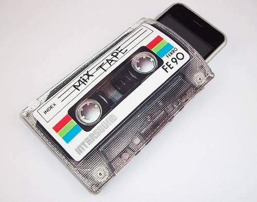 Iphone 1080p Wallpaper 80 S Retro Mix Cassette Tape Gadget Case Not Only For