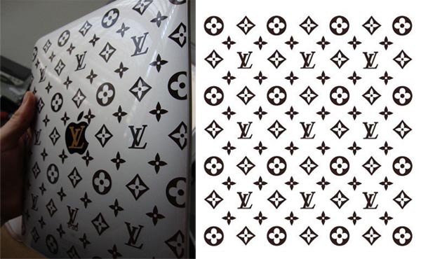 Iphone 8 X Wallpaper Louis Vuitton Monogram Ipad Decal Gadgetsin