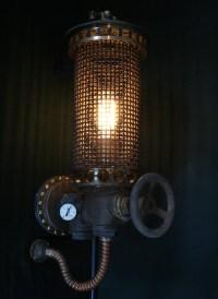 Steampunk Lamp | Steam Punk Art | Pinterest | Globus ...