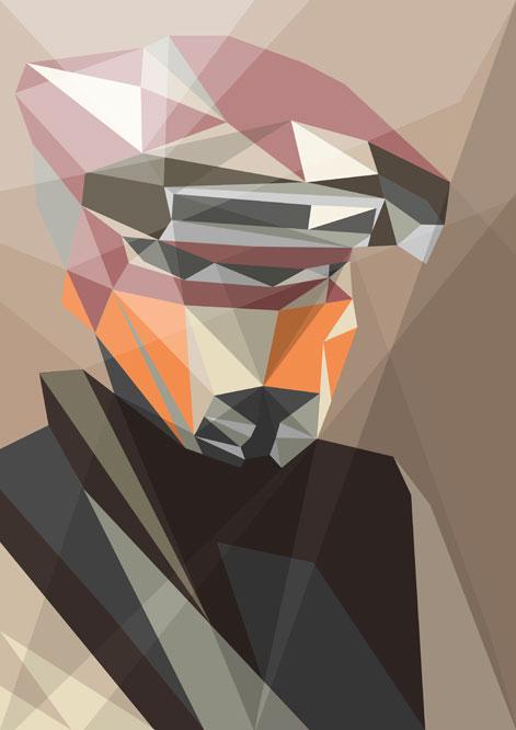 3d Wallpaper Avatar Star Wars Stroke Abstract Art Gadgetsin